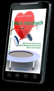 """""""Mein Herzbuch"""" von Amelie Fischer"""